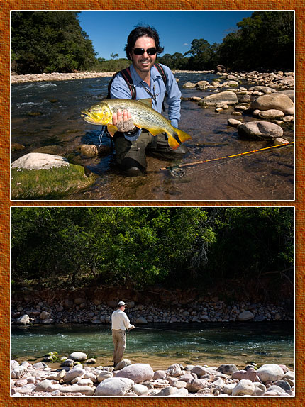 fishing photos from the rio dorado